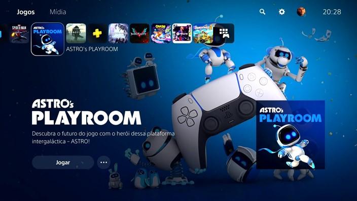 PlayStation 5 825GB 8K HDR Mídia Digital