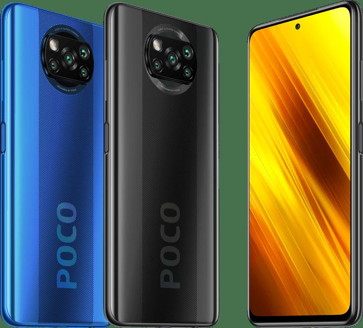 Smartphone POCO X3 NFC 128GB