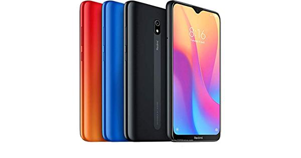Smartphone Xiaomi Redmi 8A 2GB Ram Tela 6.2 32GB Camera 12MP - Azul