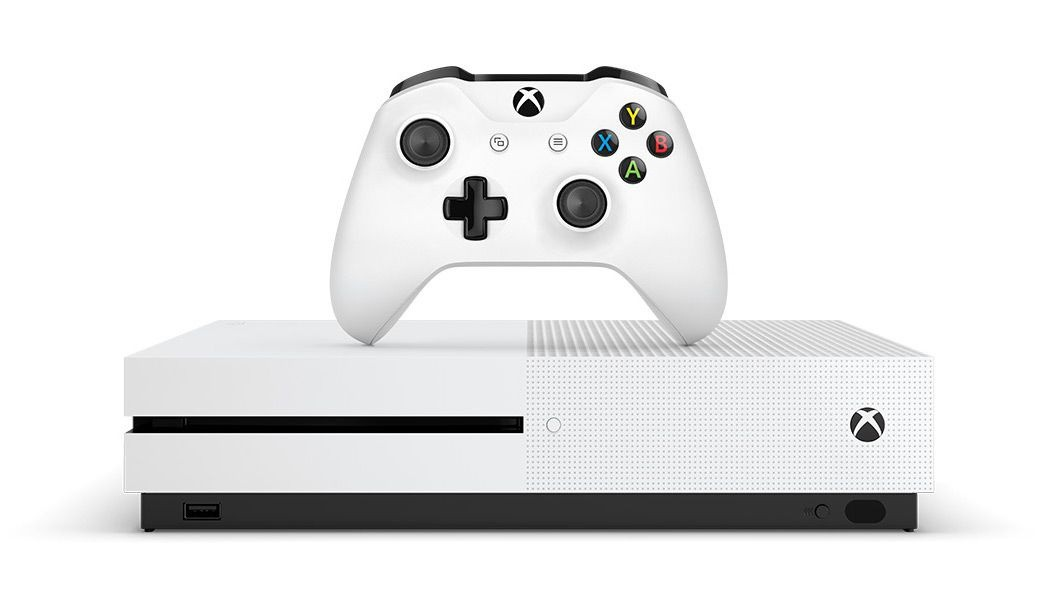 Xbox One S 1TB 4K HDR