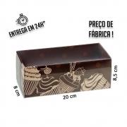 Caixa Doces (gaveta) 8 x 20 x 8,5 cm (AxLxP) - pacote com 5 unidades