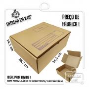 Caixa E-commerce Papelão IP 36,5x28,2x14,5cm (LxPxA) 1 unidade