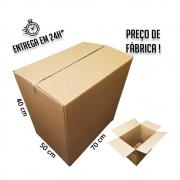 Caixa Papelão Transporte IP 70x50x40cm (LxPxA) 1 unidade