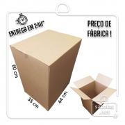 Caixa Papelão Transporte IP 44x35x60cm (LxPxA) 1 unidade