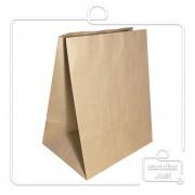 Saco Kraft delivery 38x30x23 cm (AxLxP) - pacote com 40 unidades