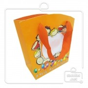 Sacola Festa Kids 18,5 x 14,4 x 8 cm (LxPxA) - pacote com 5 unidades