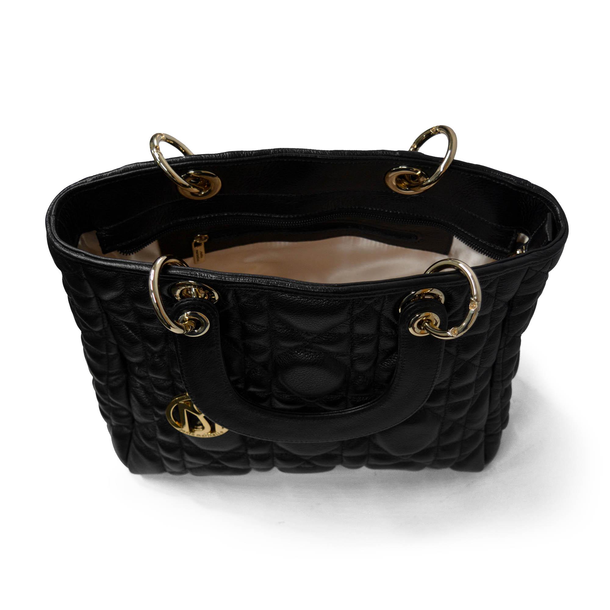 Bolsa de Mão SM 2415 - Couro Floater