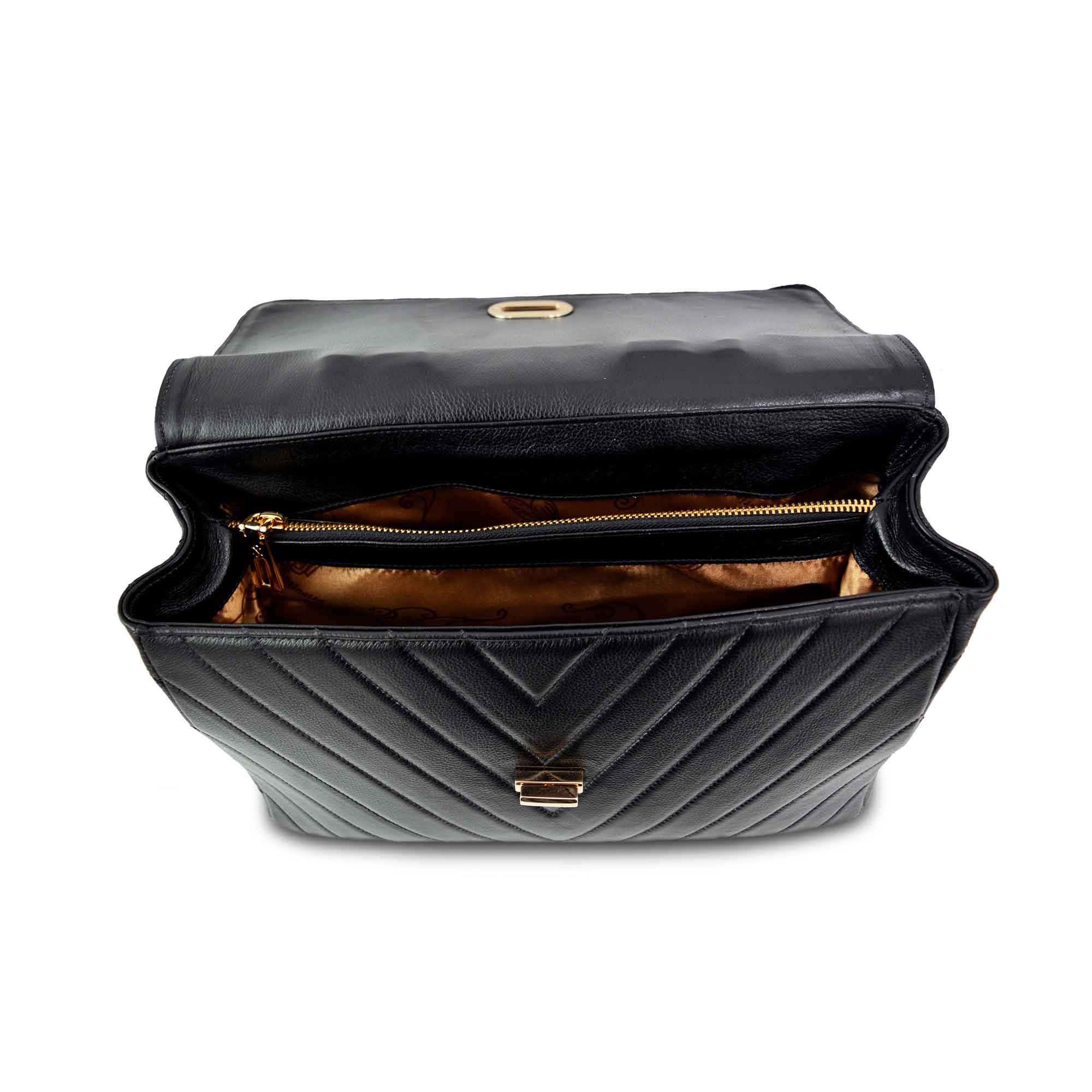 Bolsa de Mão SM 2902 - Couro Floater