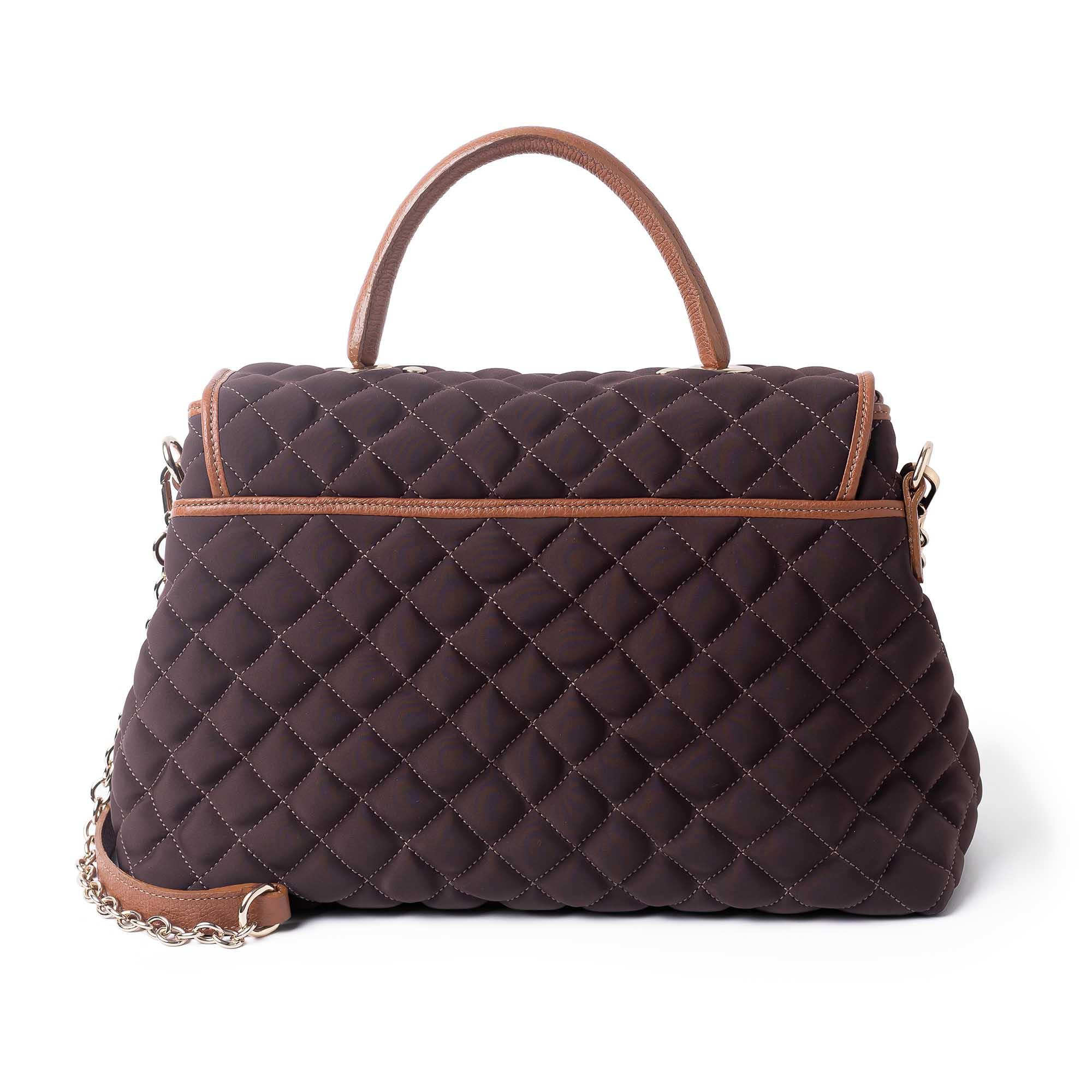 Bolsa de Mão SM 2915 - Nylon Couro