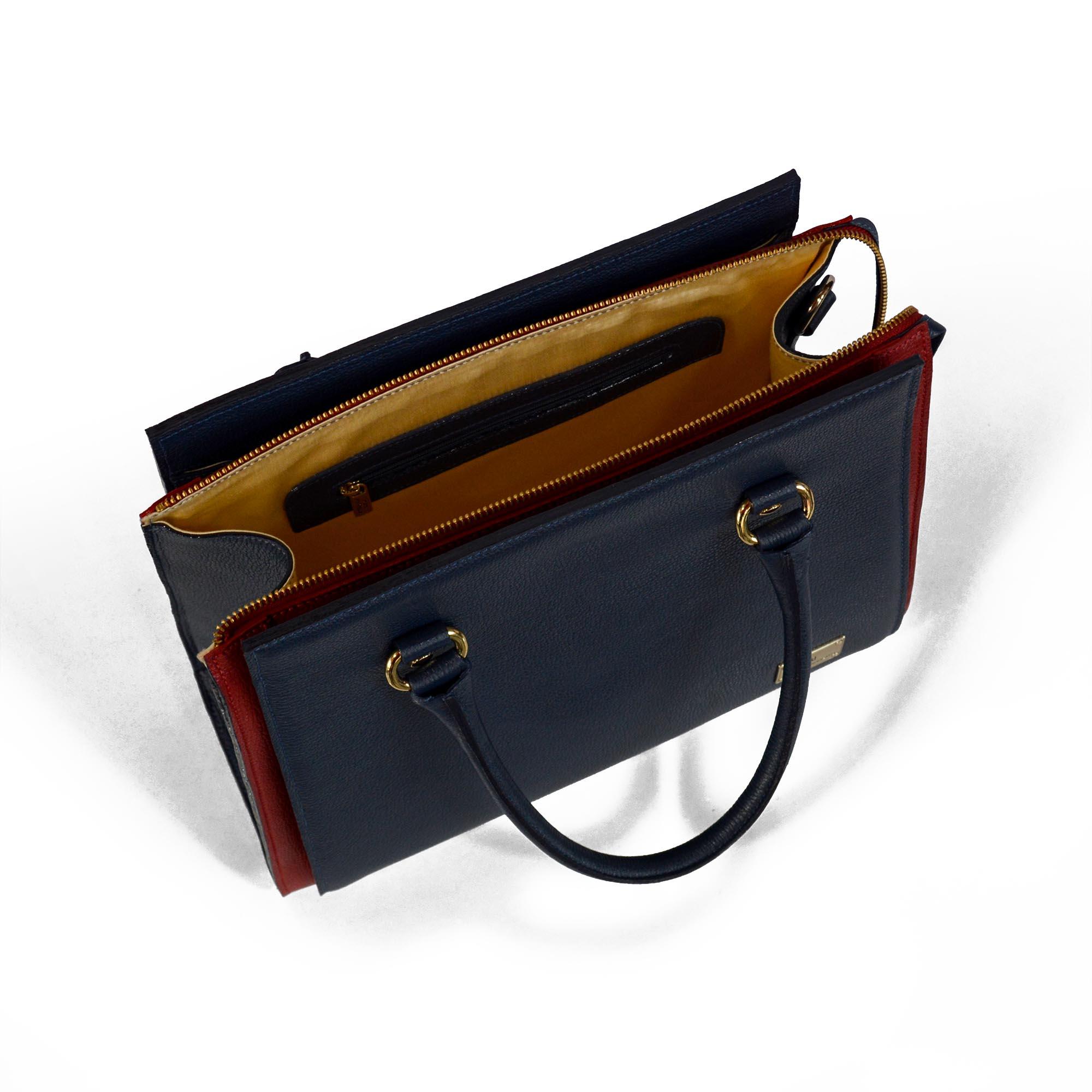 Bolsa de Mão SM 2918 - Couro