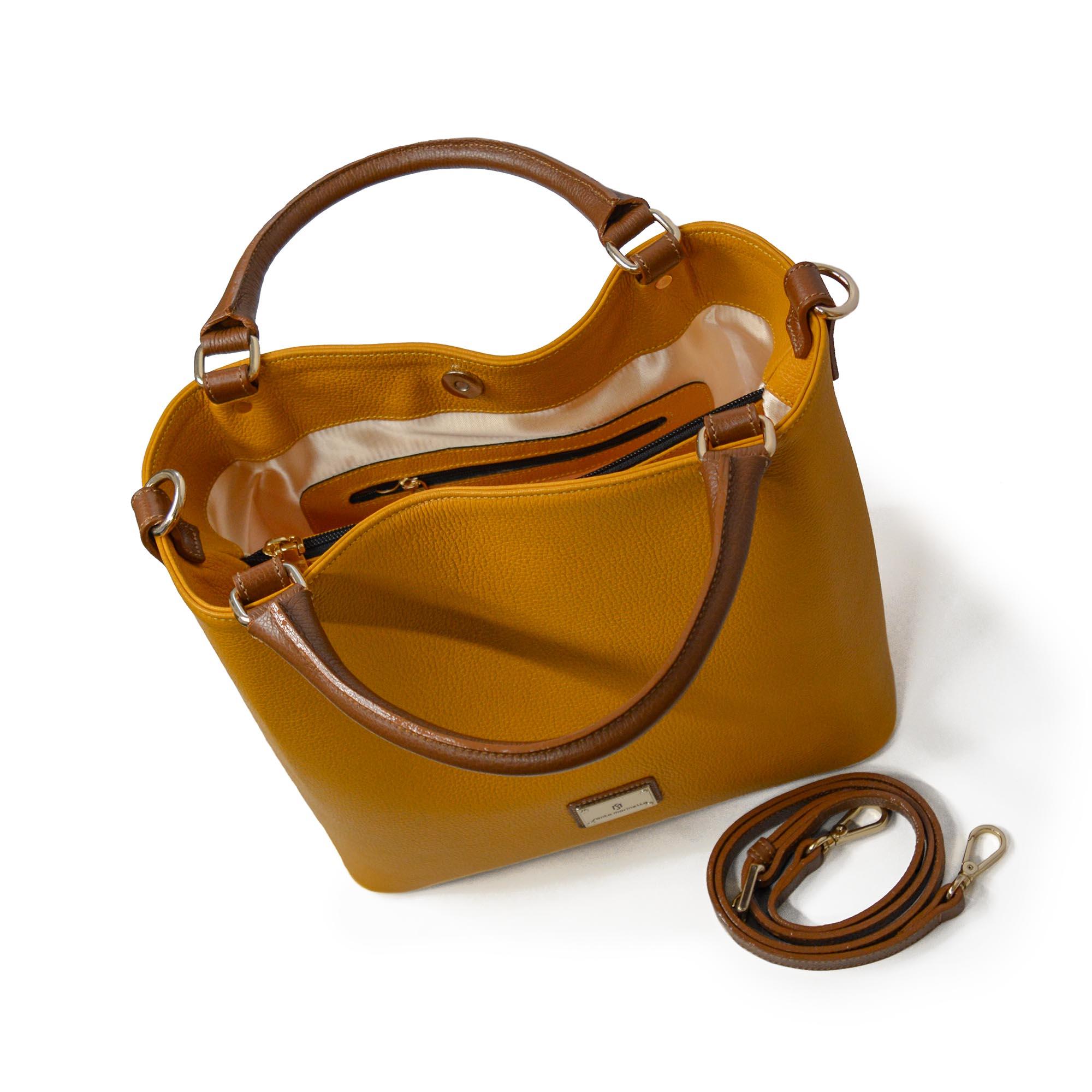Bolsa de Mão SM 2927 - Couro Floater
