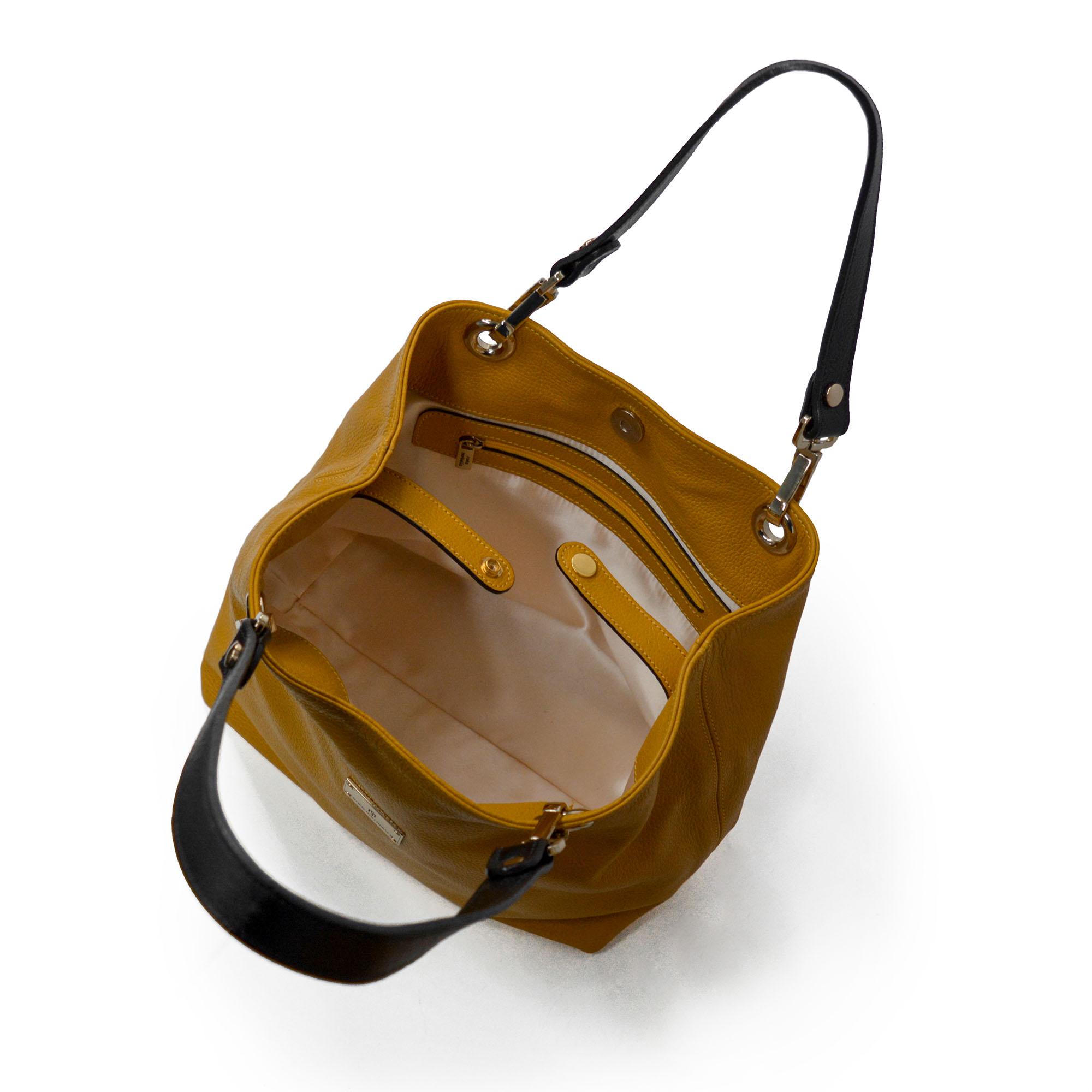 Bolsa de Ombro SM 2622 - Couro Floater