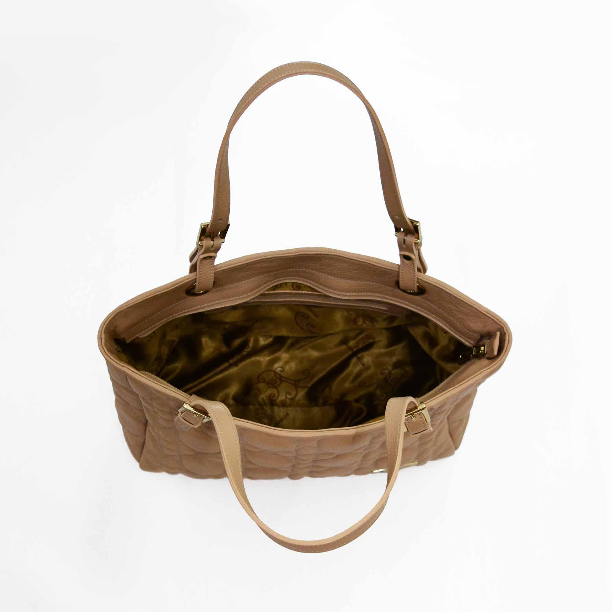Bolsa de Ombro SM 2668 - Couro Floater