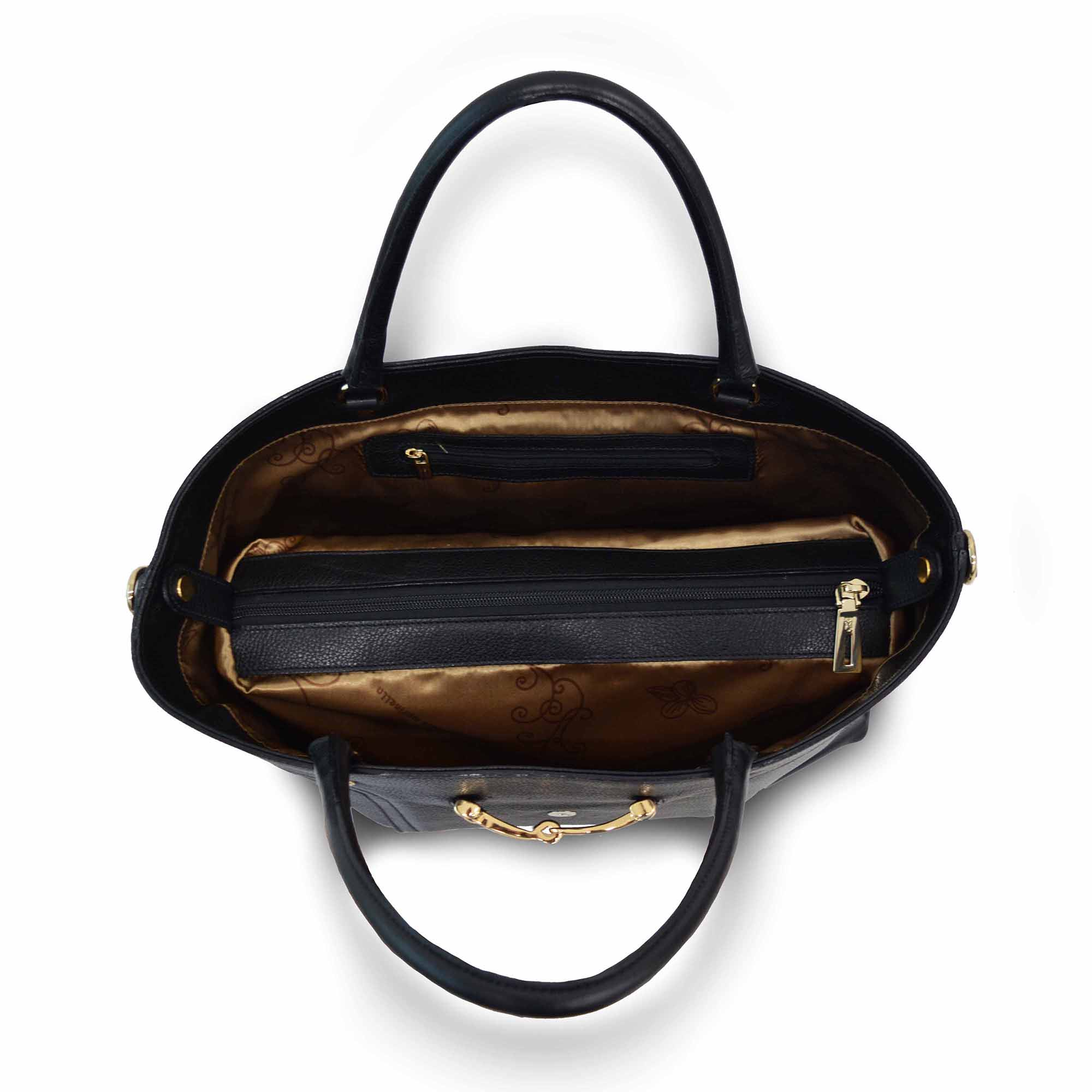Bolsa de Ombro SM 2890 - Couro Floater