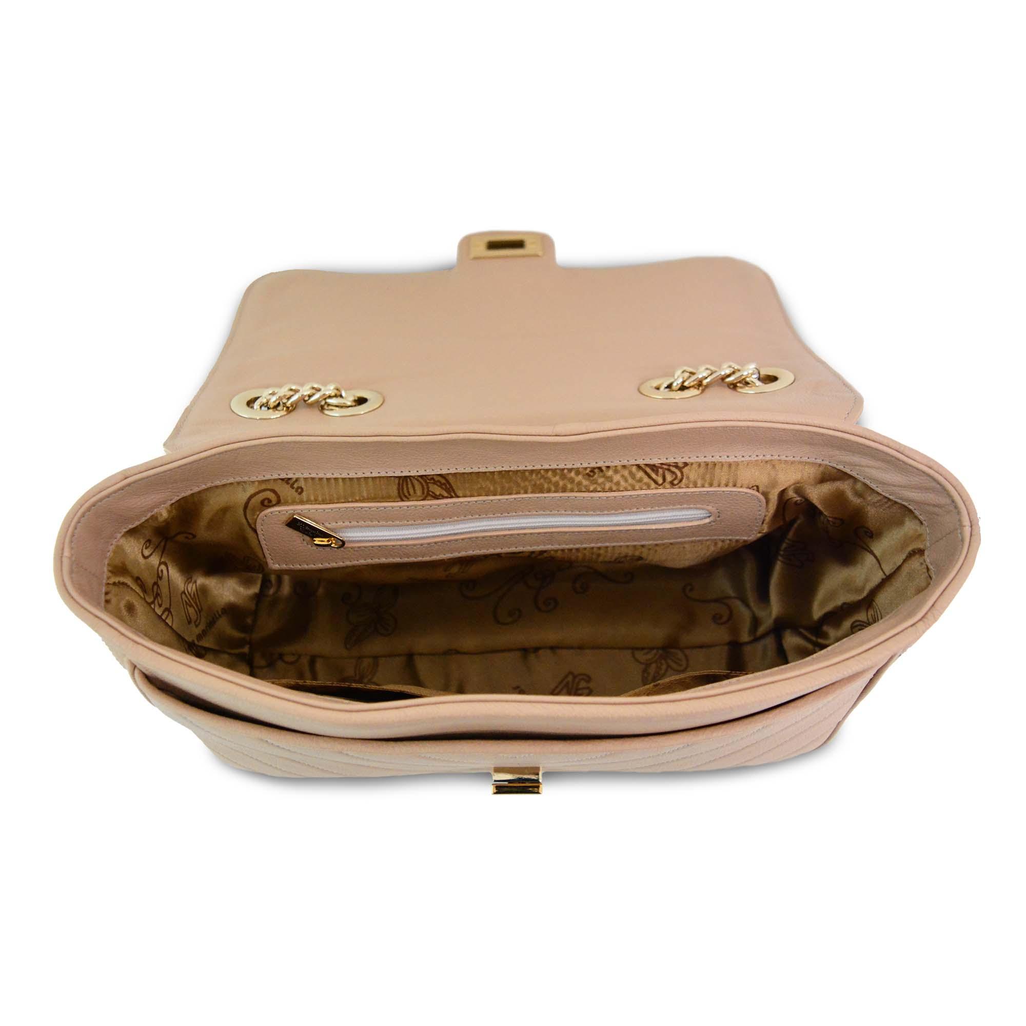Bolsa de Ombro SM 2908 - Couro Floater