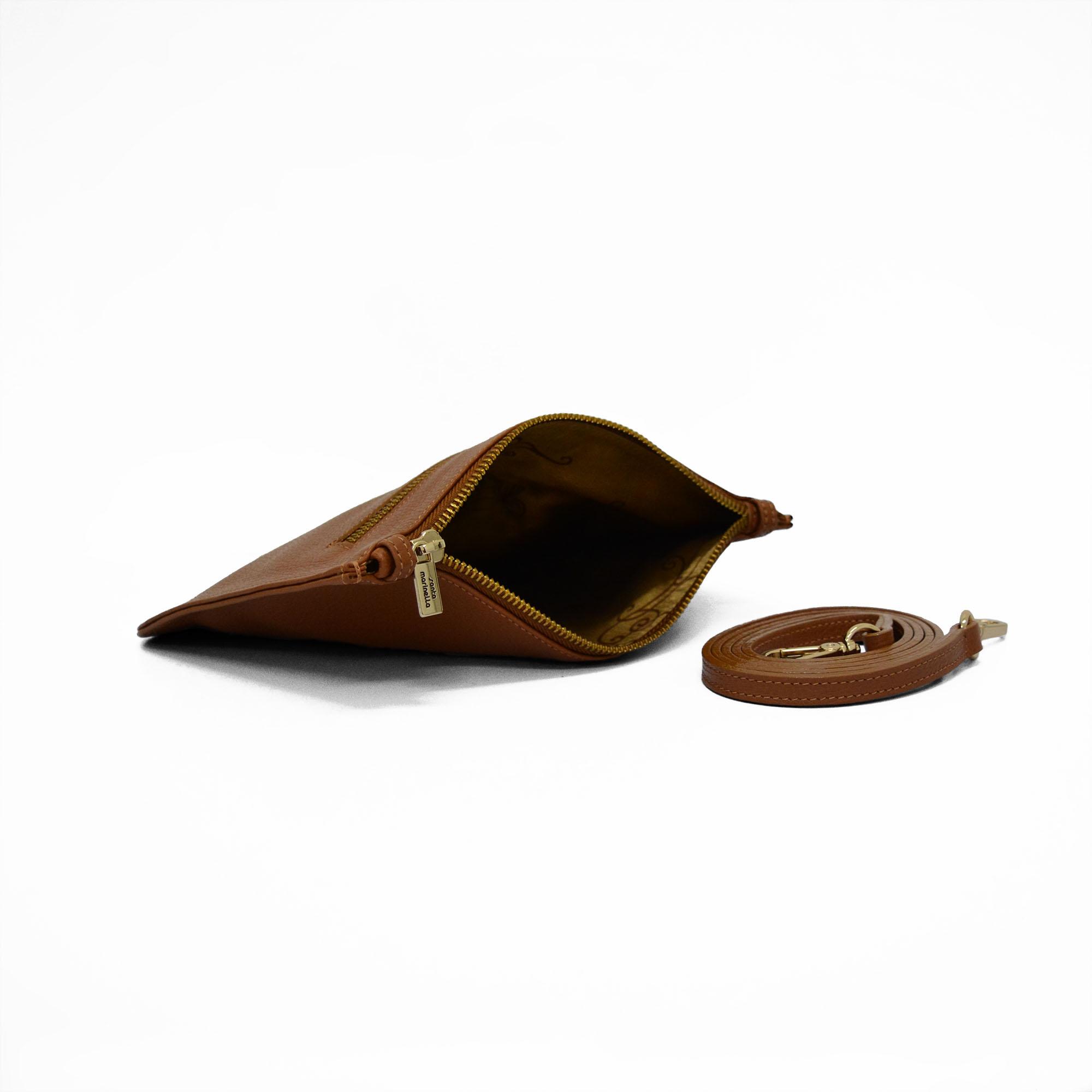 Bolsa Transversal SM 2831 - Couro Floater