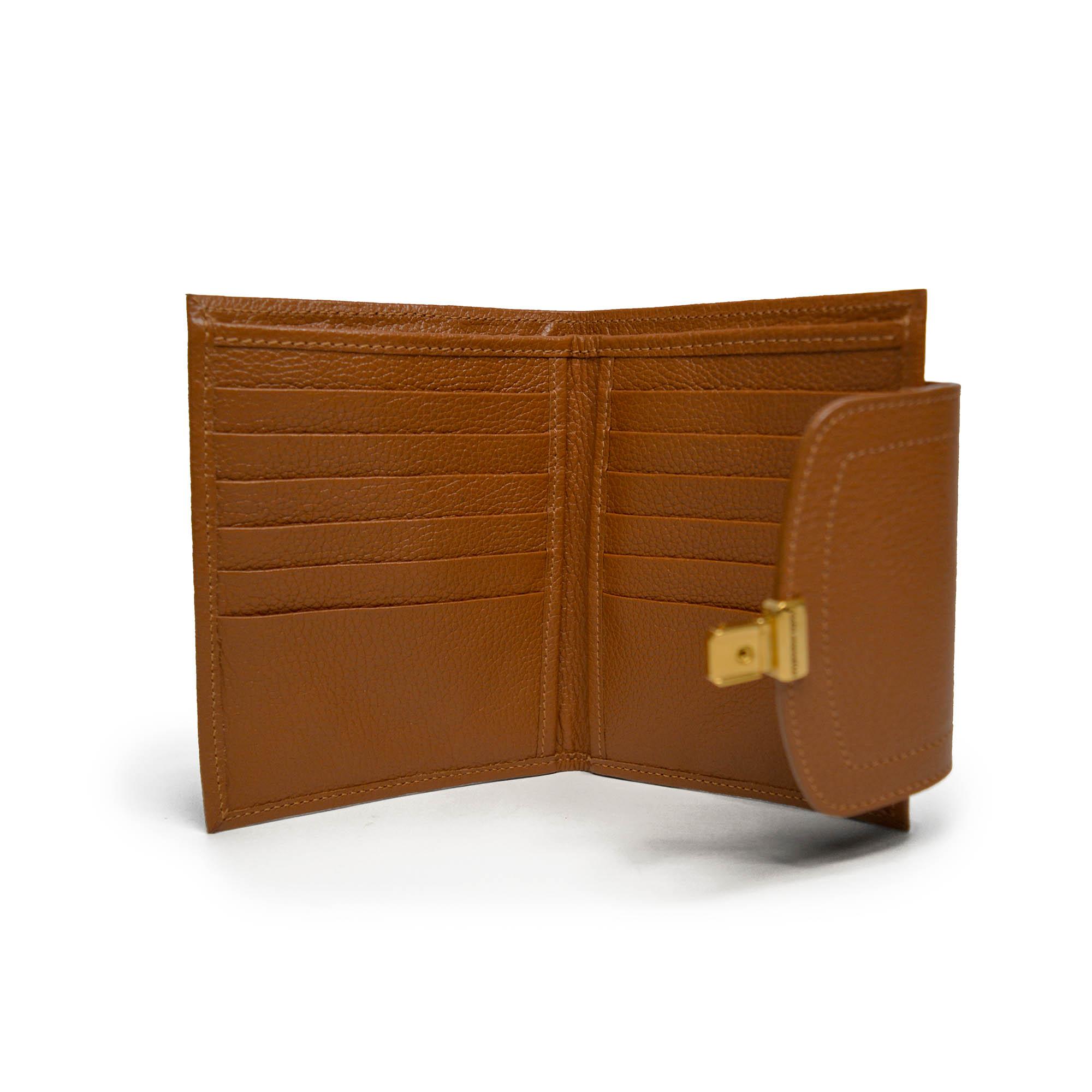 Carteira Envelope SM C344 - Couro Lezard