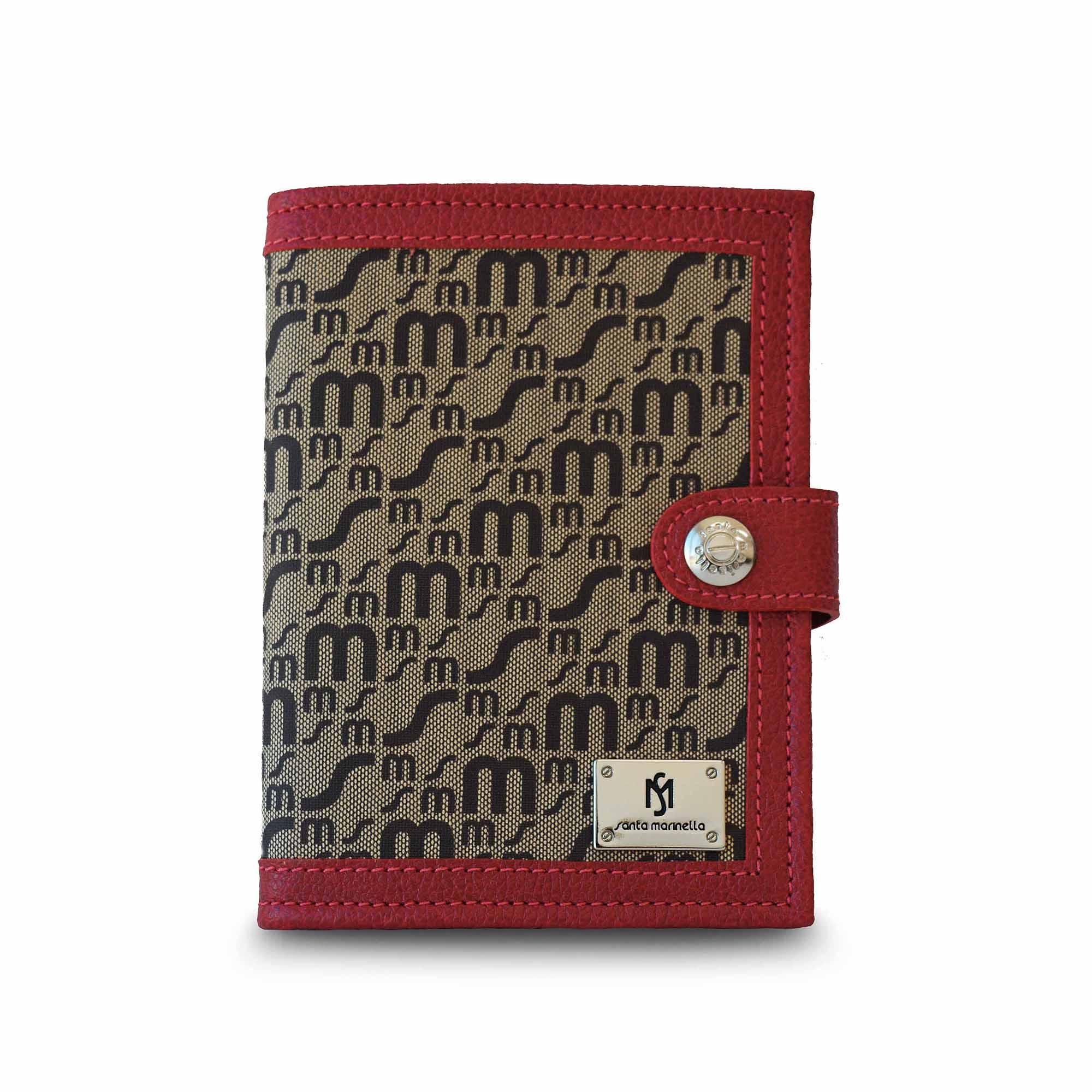Carteira SM C196 -  Monograma Couro