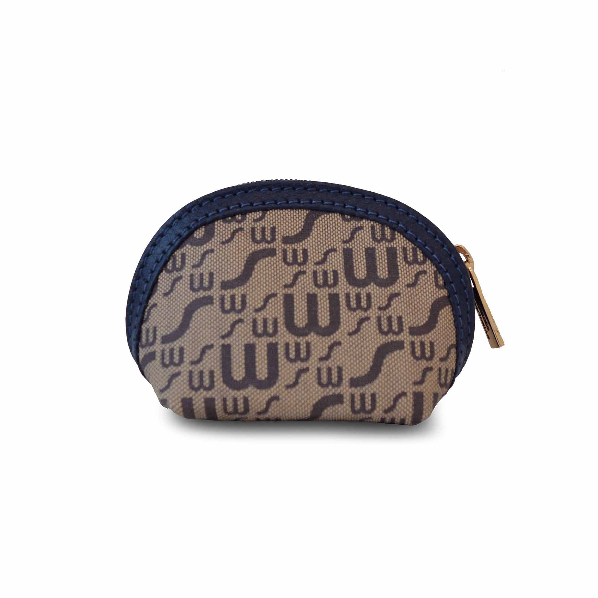 KIT Bolsa Sacola SM 2610, Carteira de Mão C362 e Porta Níquel C184 Couro Floater