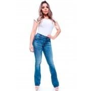 Calça Jeans Feminina Flare Crocker - 46406