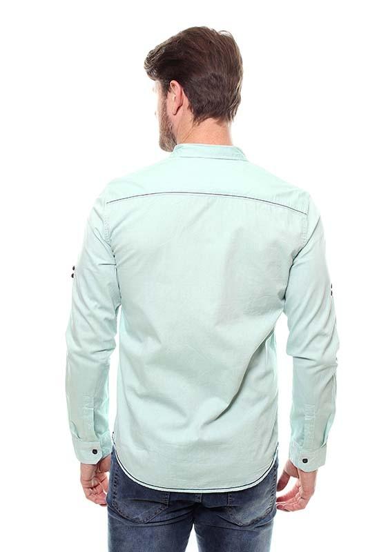 Camisa Masculina Manga Longa - 45312  - CROCKER JEANS
