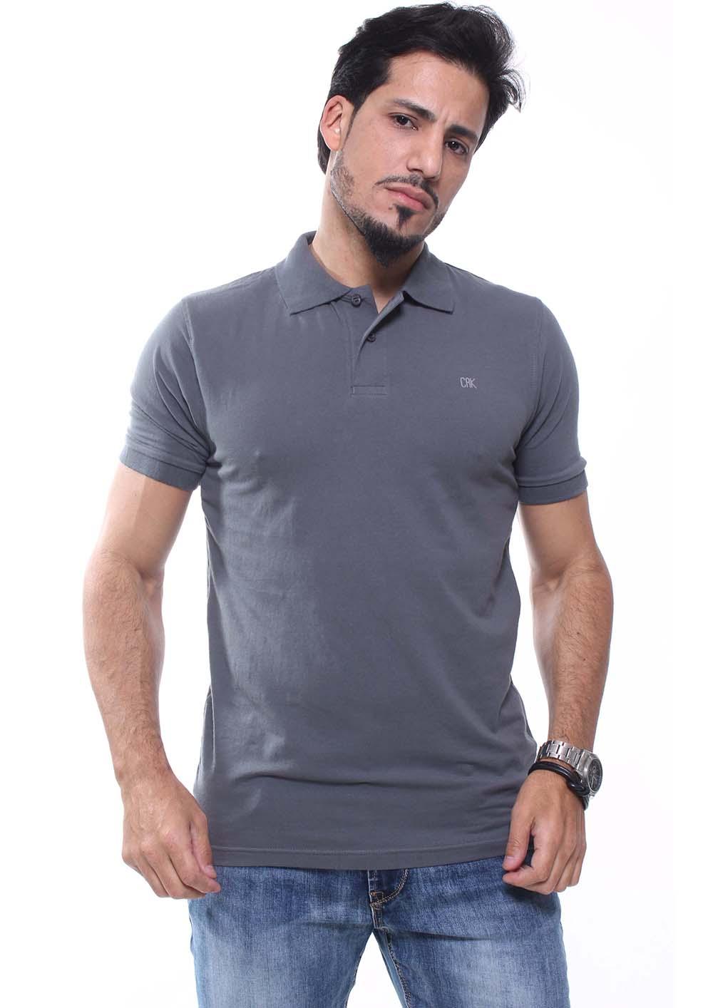 Camisa Gola Polo Lisa Crocker - 45363