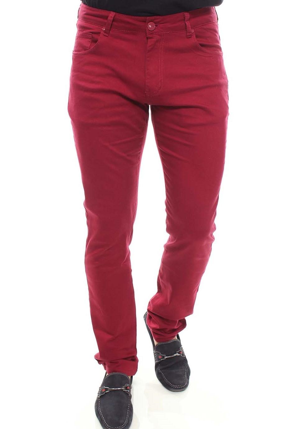 Calça Jeans Masculina Skinny Color - 45865  - CROCKER JEANS