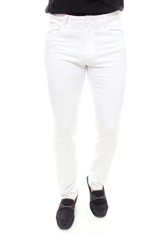 Calça Jeans Masculina Skinny Color - 45865