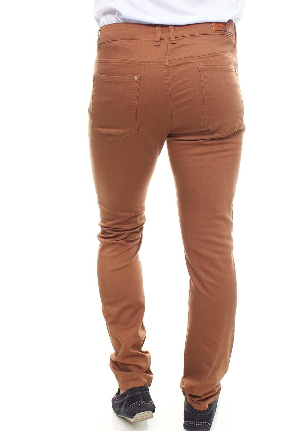 Calça Confort Color Masculina - 45866