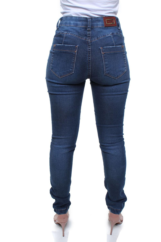 Calça Jeans Feminina Skinny Crocker - 47534