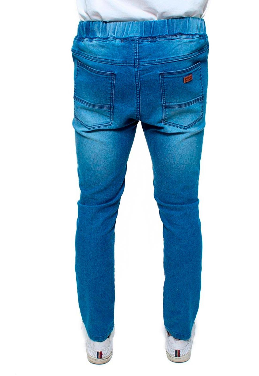 Calça Jogger Jeans Masculina - 47714  - CROCKER JEANS
