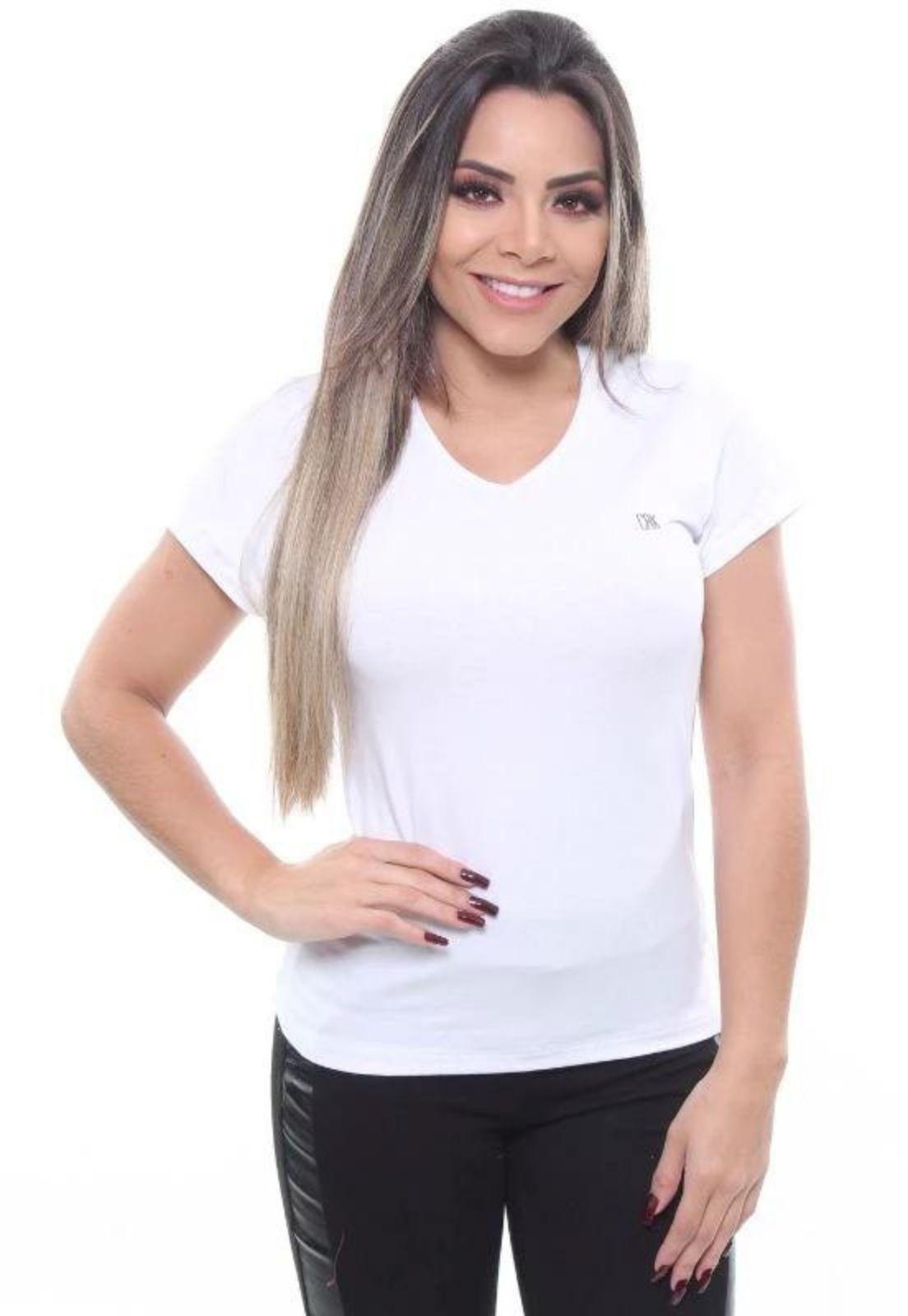 Baby Look Básica Feminina Crocker - 47721  - CROCKER JEANS