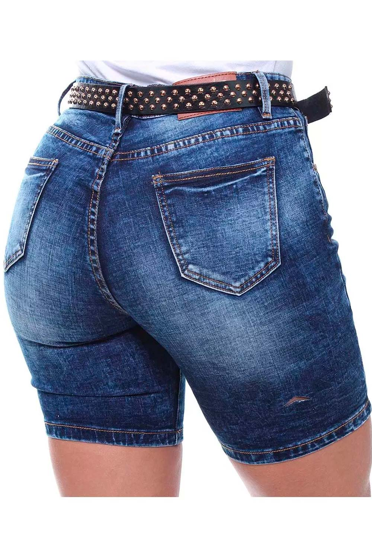 Bermuda 1/2 Coxa Jeans - 46352