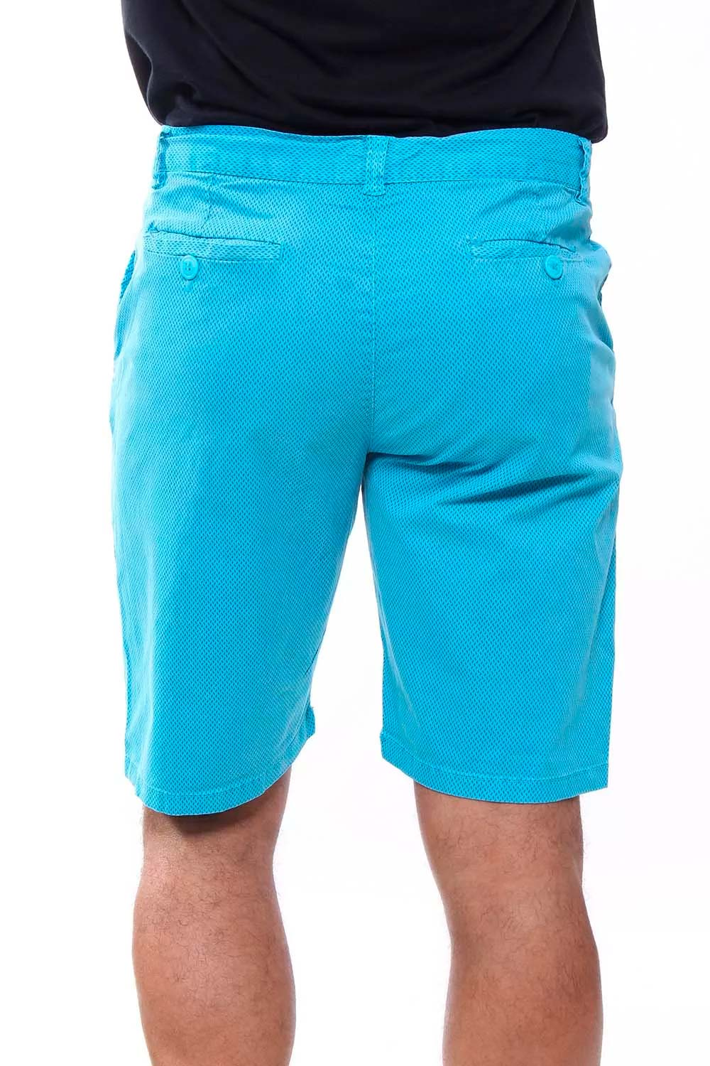 Bermuda Estampada Masculina  Casual Crocker - 45397
