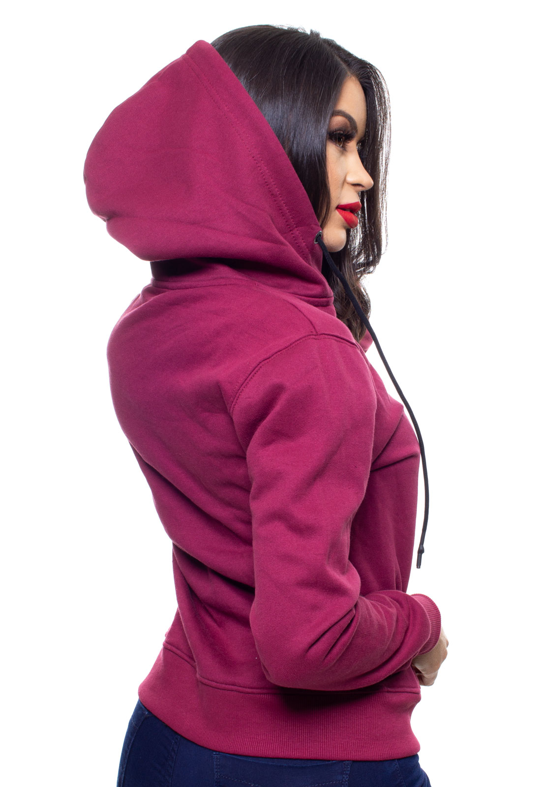 Blusa de Moletom feminina Crocker - 47952  - CROCKER JEANS