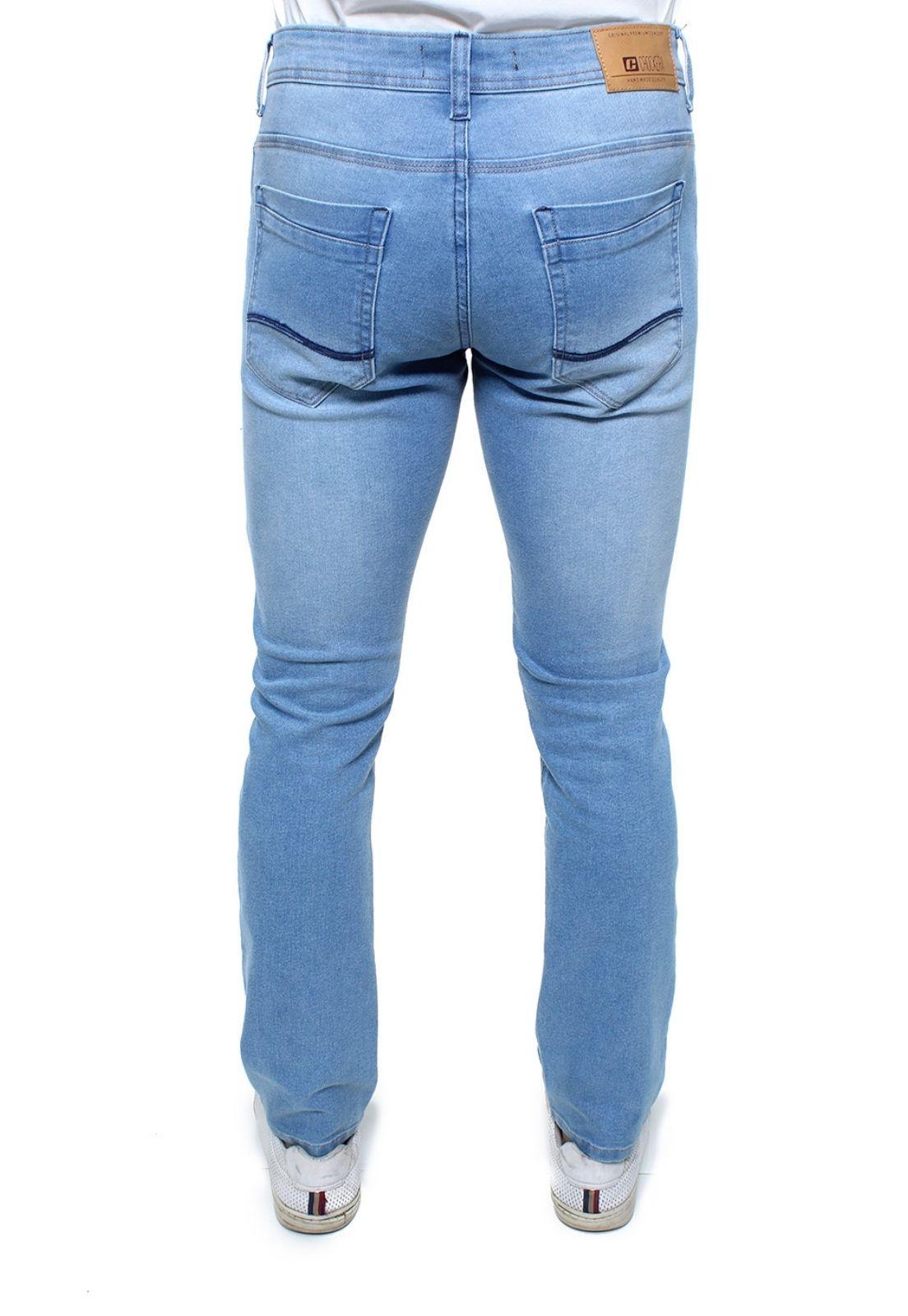 Calça Confort Jeans Masculina Crocker - 47761  - CROCKER JEANS
