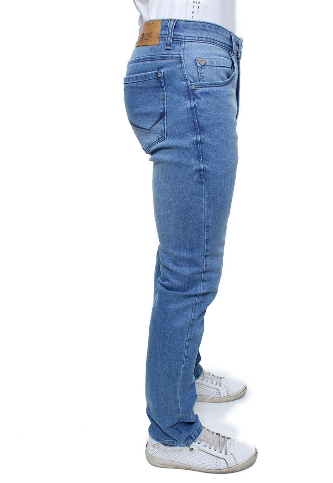 Calça Confort Jeans Masculina Crocker - 47762  - CROCKER JEANS