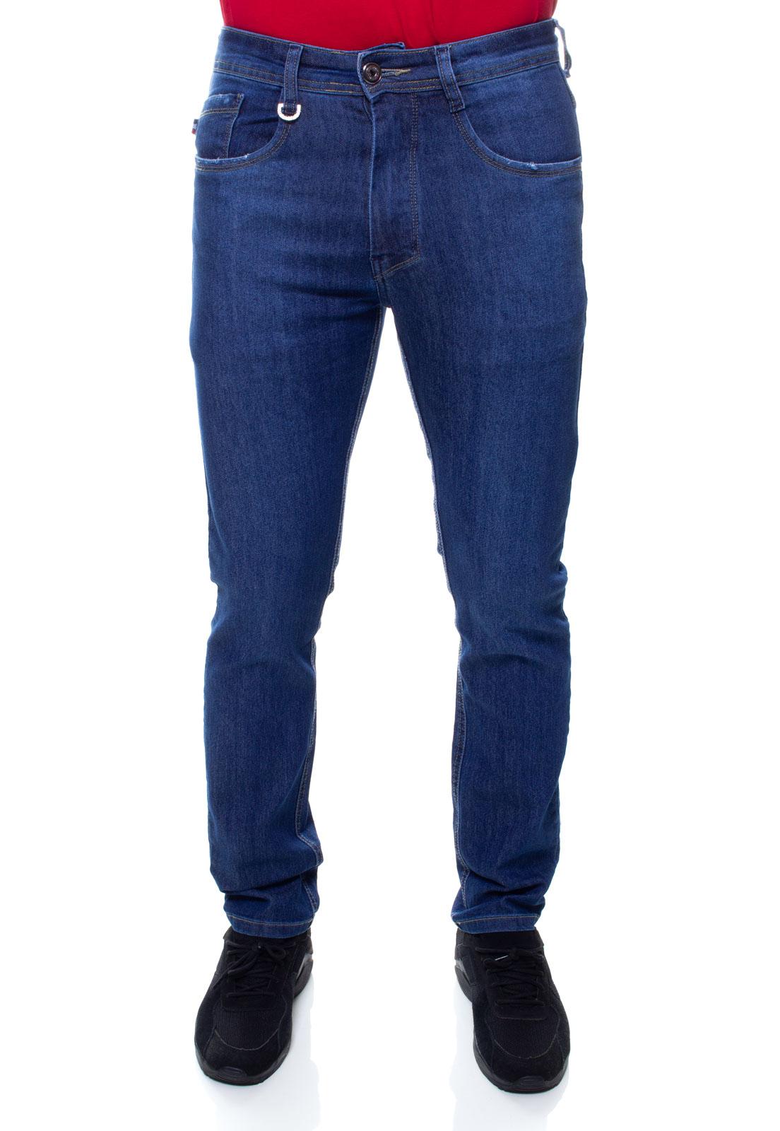 Calça Confort Jeans Masculina Crocker - 47768  - CROCKER JEANS