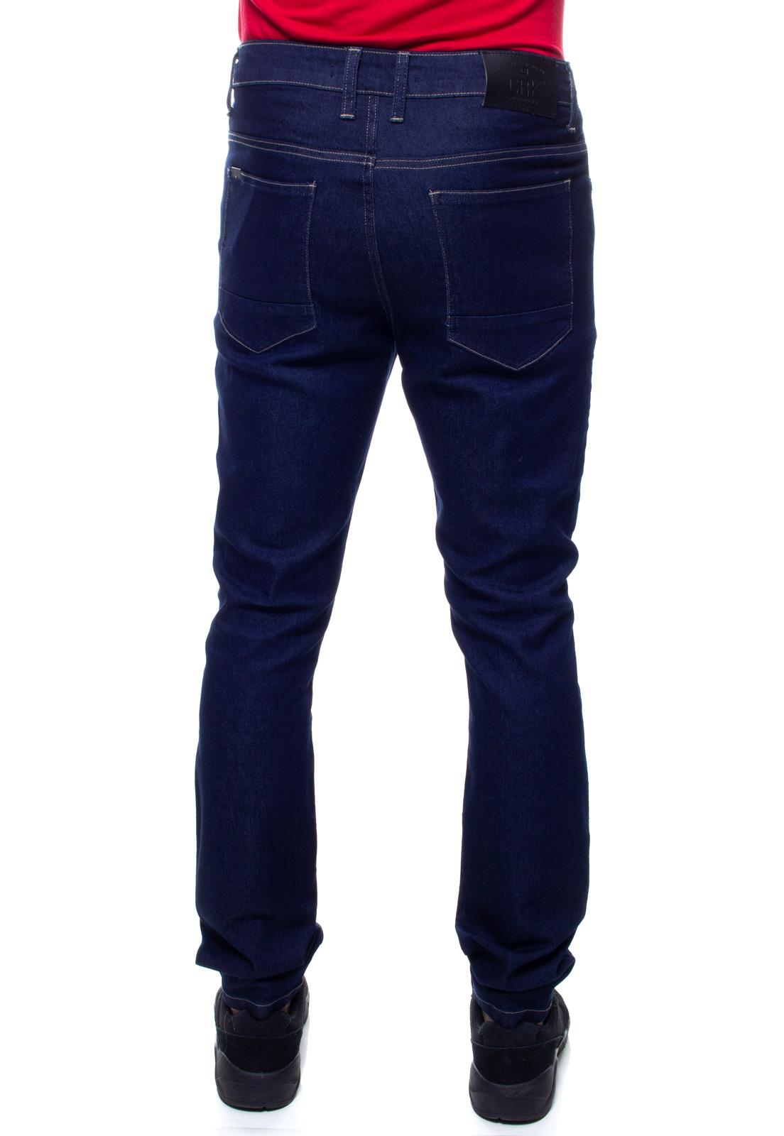 Calça Confort Jeans Masculina Crocker - 48135  - CROCKER JEANS