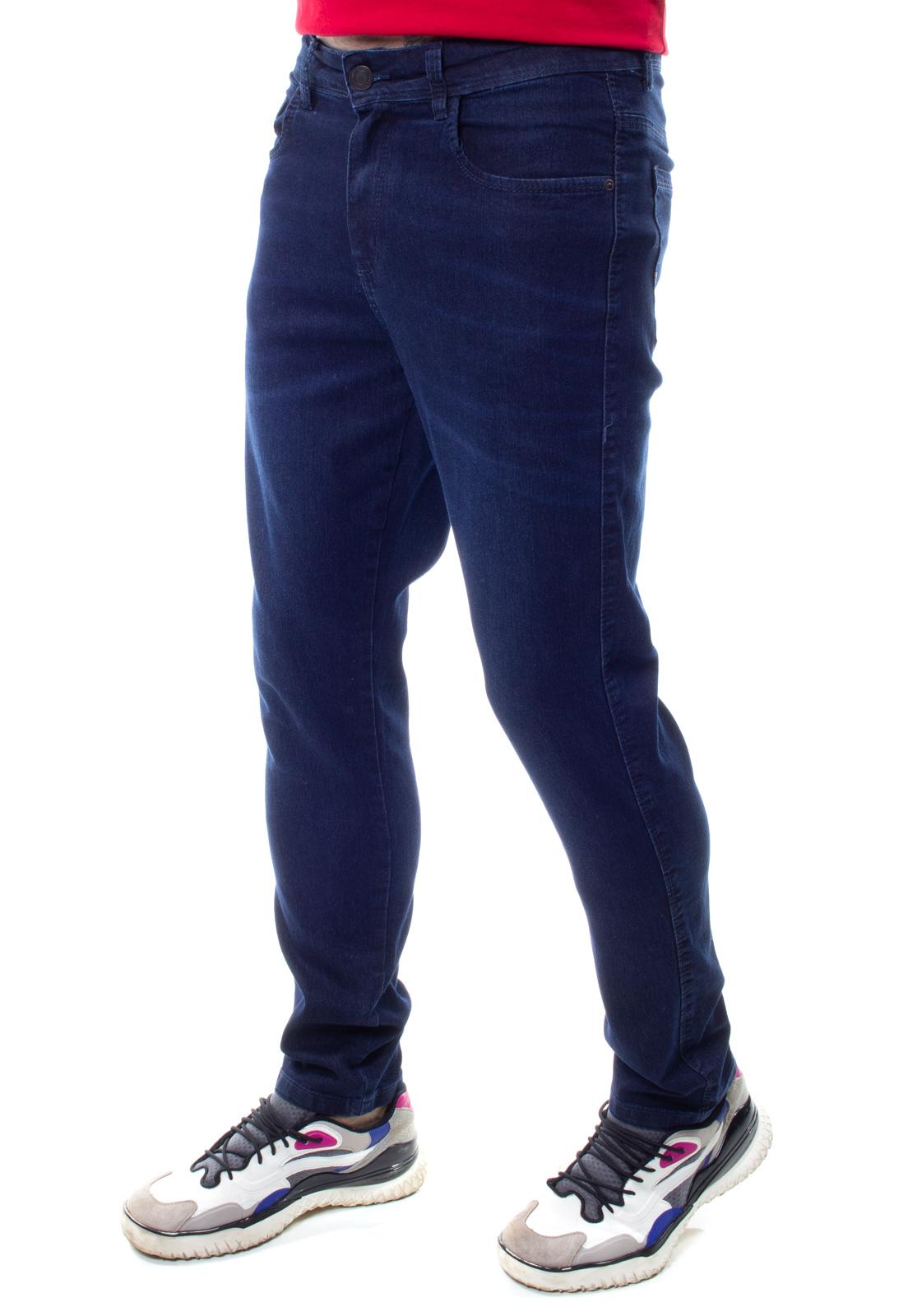 Calça Confort Jeans Masculina Crocker - 48171  - CROCKER JEANS