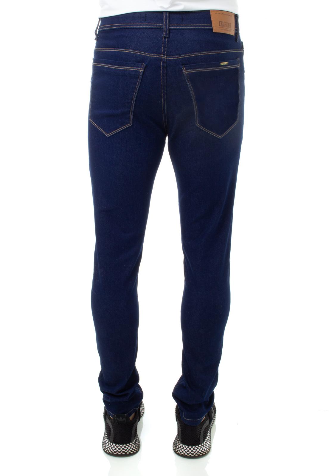 Calça Confort Jeans Masculina Crocker - 48230  - CROCKER JEANS