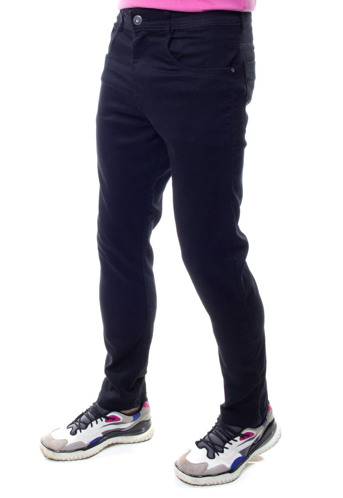Calça Confort Jeans Masculina Crocker - 48272  - CROCKER JEANS