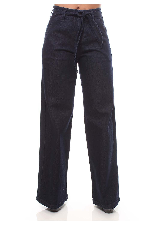 Calça Jeans Feminina Pantalona Crocker - 47553