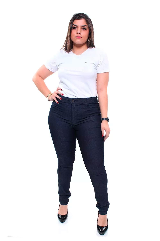 Calça Jeans Plus Size Feminina Skinny  Crocker - 47559  - CROCKER JEANS