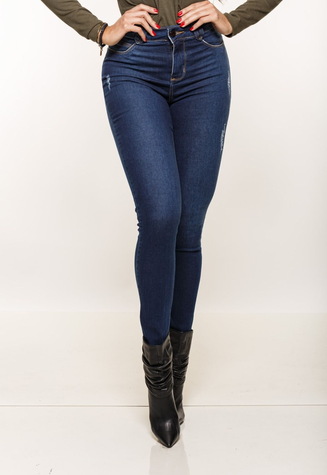 Calça  Jeans Feminina Crocker - 48075  - CROCKER JEANS