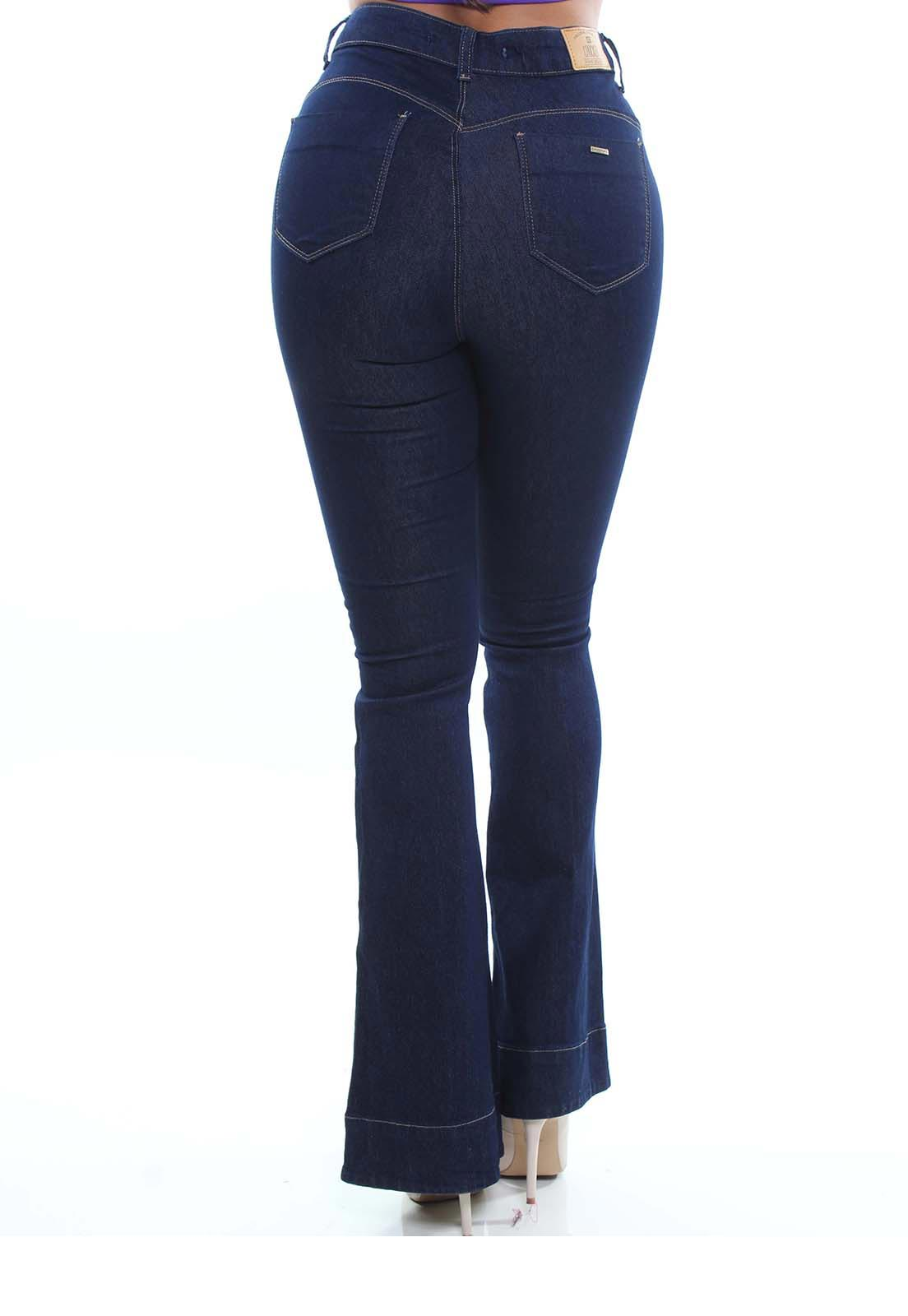 Calça Jeans Feminina Flare Crocker - 48040  - CROCKER JEANS
