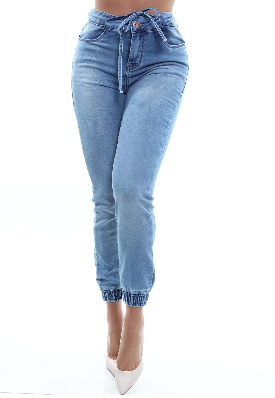 Calça Jeans Feminina Jogger Crocker -48063  - CROCKER JEANS