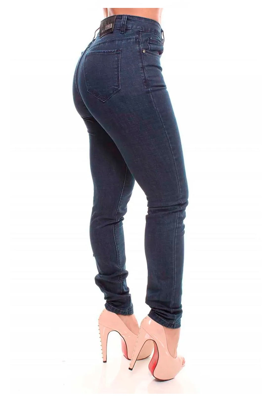 Calça Jeans Feminina Skinny Crocker - 46307  - CROCKER JEANS