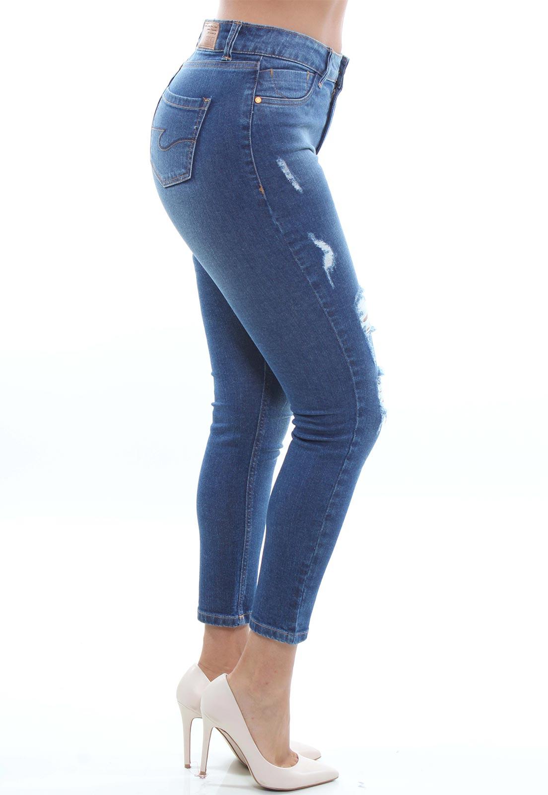 Calça Jeans Feminina Skinny Crocker - 47980  - CROCKER JEANS