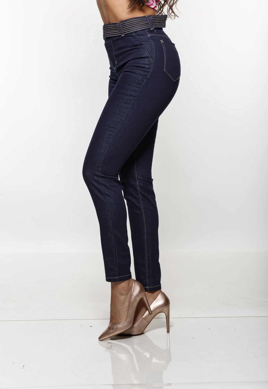 Calça Jeans Feminina Skinny Crocker - 48106  - CROCKER JEANS